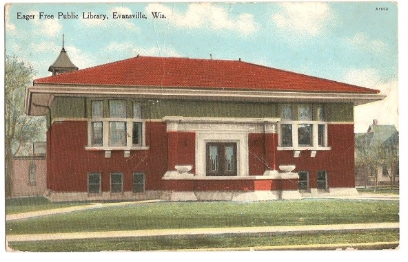 The Eager Free Public Library Is Planning To Undertake A Building Expansion  Project. The City Of Evansville Has Purchased The Property Adjacent To The  ...